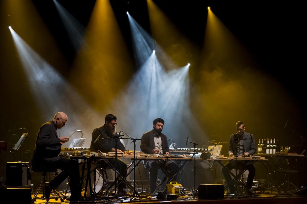 So Percussion - photo ©2014 Claudia Hansen