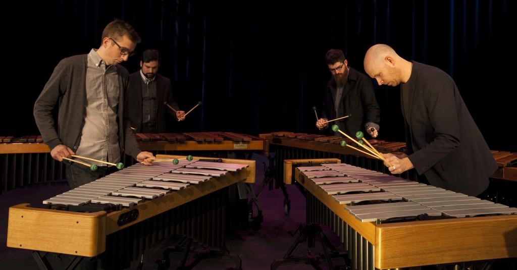 So Percussion - photo ©2012 Jeff Ragland